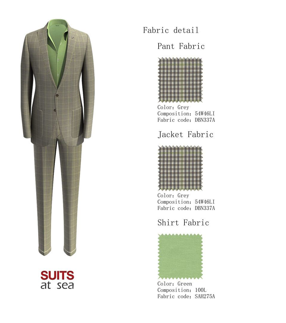 13 Design in 3D – Trouwpak Experience (Suits at Sea)