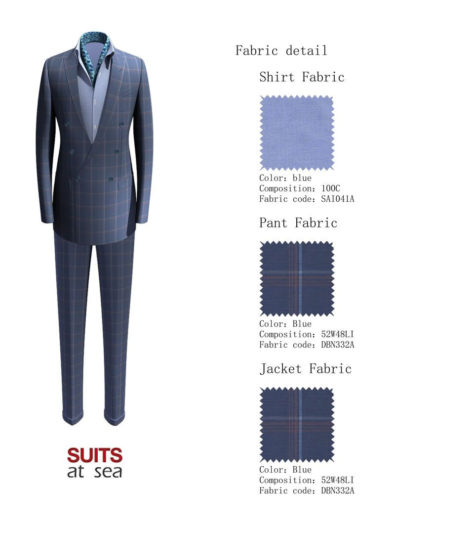 08 Design in 3D – Trouwpak Experience (Suits at Sea)