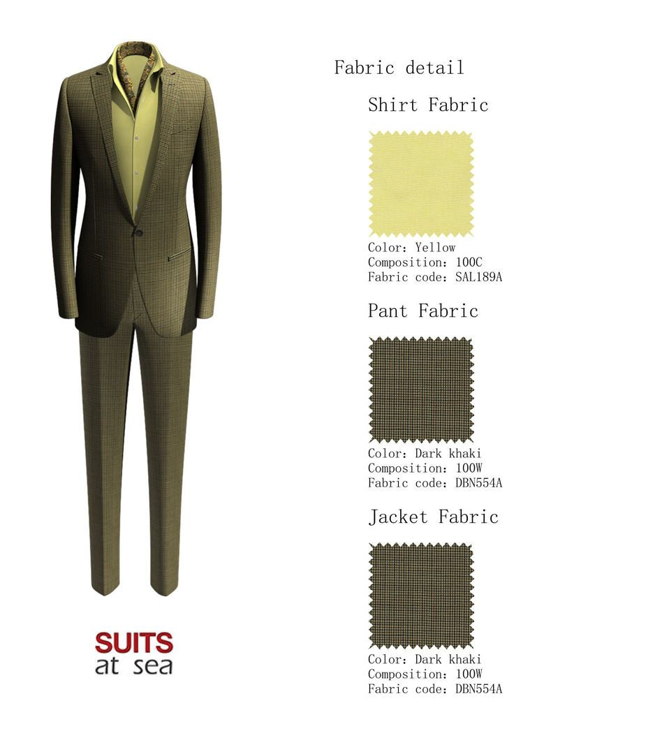 09 Design in 3D – Trouwpak Experience (Suits at Sea)