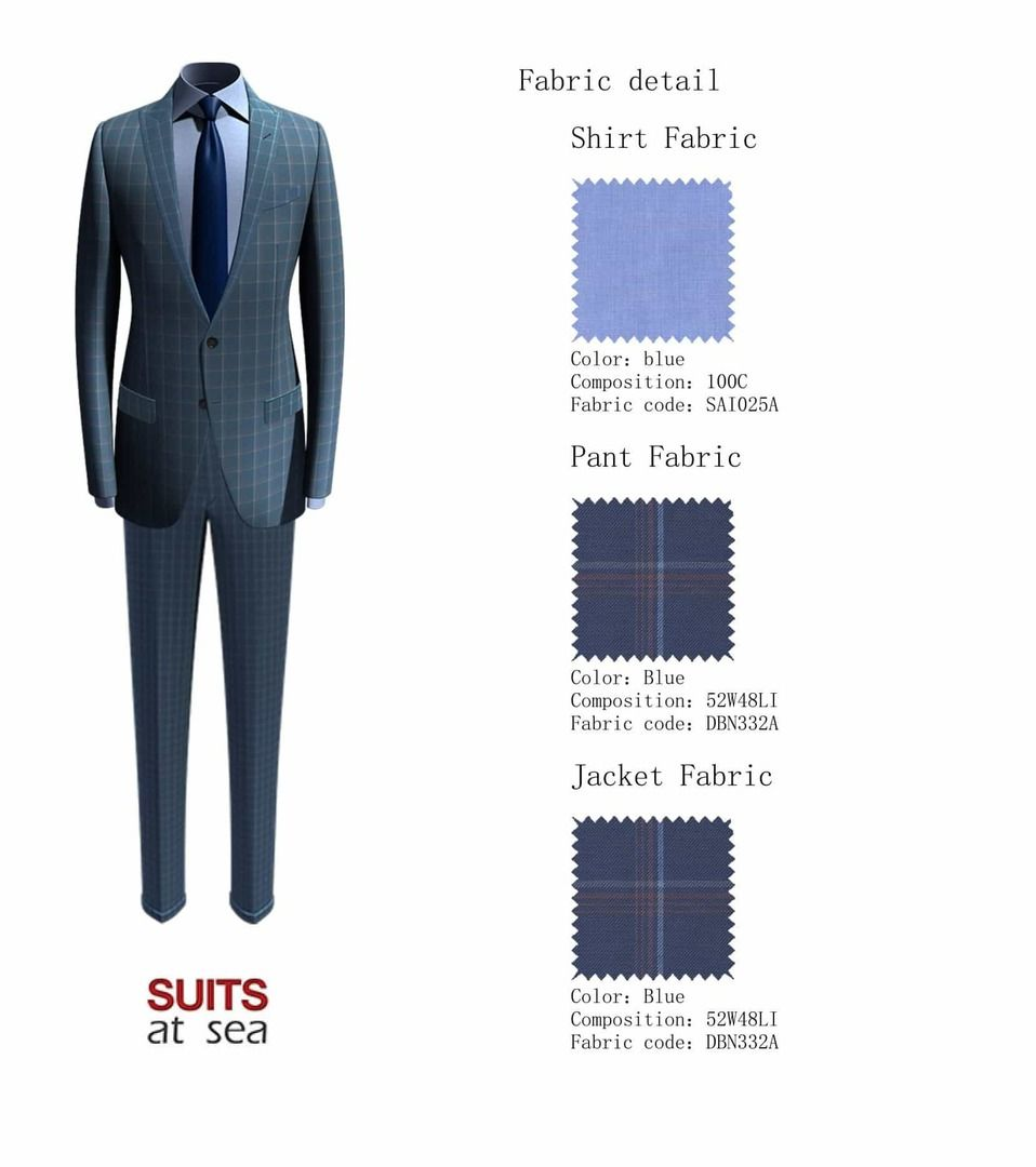 11 Design in 3D – Trouwpak Experience (Suits at Sea)
