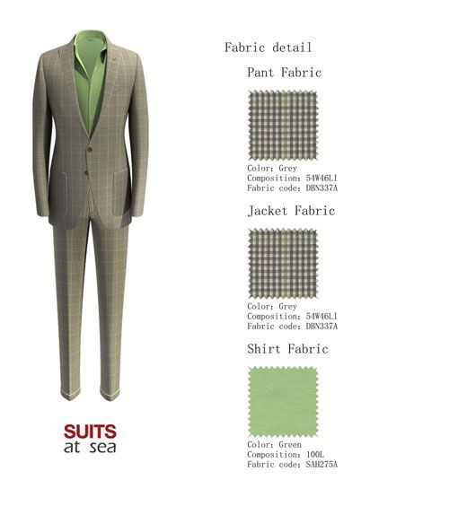 04 Design in 3D – Trouwpak Experience (Suits at Sea)