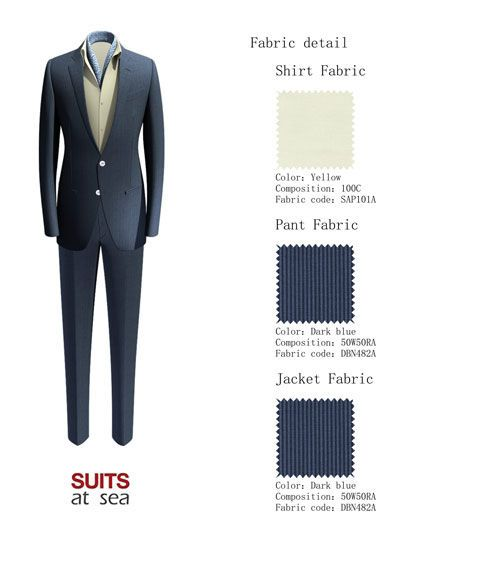 05 Design in 3D – Trouwpak Experience (Suits at Sea)
