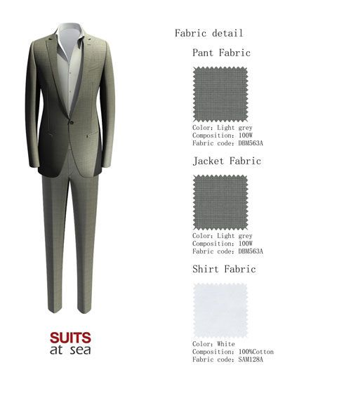 07 Design in 3D – Trouwpak Experience (Suits at Sea)